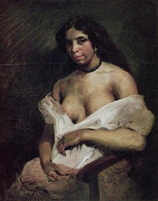 A Mulatto Woman, c.1821-24