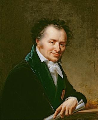 Portrait of Dominique Vivant