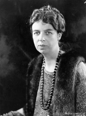 Portrait of Eleanor Roosevelt | Ken Burns: The Roosevelts