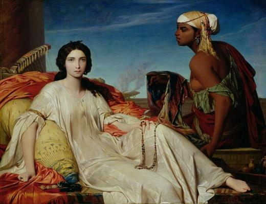 Odalisque, 1844
