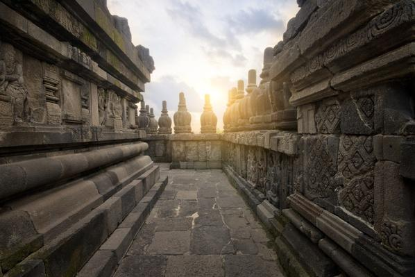 Ancient Hindu Temple - Prambanan | World Religions: Hinduism