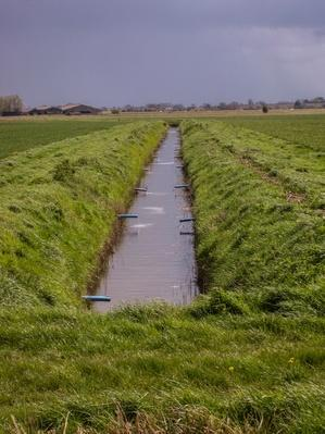 Drainage Ditch | Human Impact on the Physical Environment | Geography