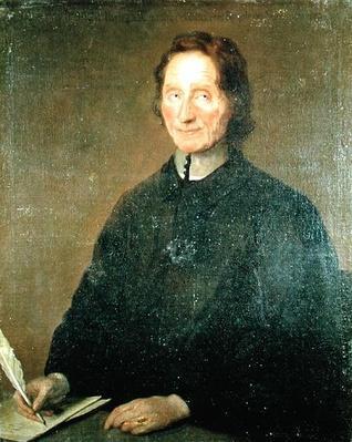 Portrait of Nicolas de Malebranche