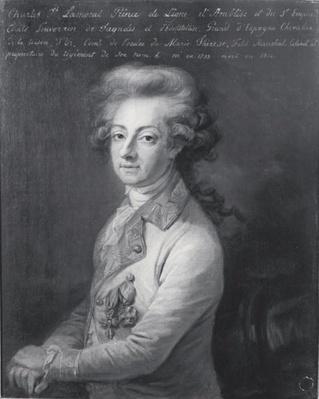 Portrait of Marshal Charles-Joseph