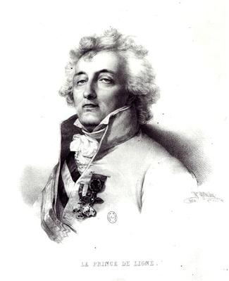 Portrait of Marshal Charles-Joseph