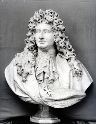 Bust of Jules Hardouin Mansart