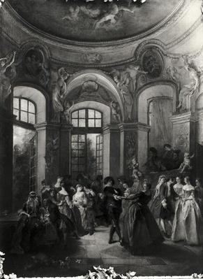 Dance in a Pavilion