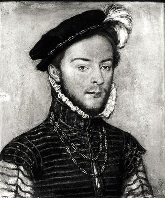 Portrait of Jacques de Savoie