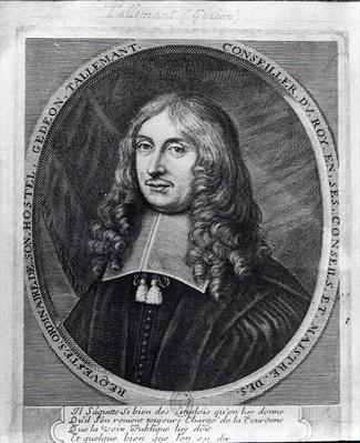 Gedeon Tallemant des Reaux