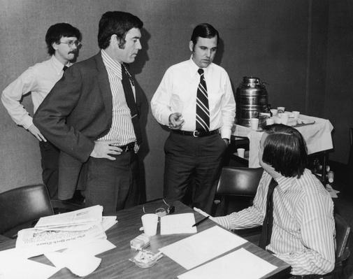 FILE PHOTO  Nixon's Former Press Secretary Ron Ziegler Dead At 63 | Watergate
