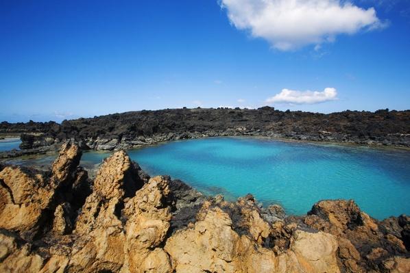 Hawaii, Maui, Makena, Ahihi Kinau Natural Reserve   Earth's Surface