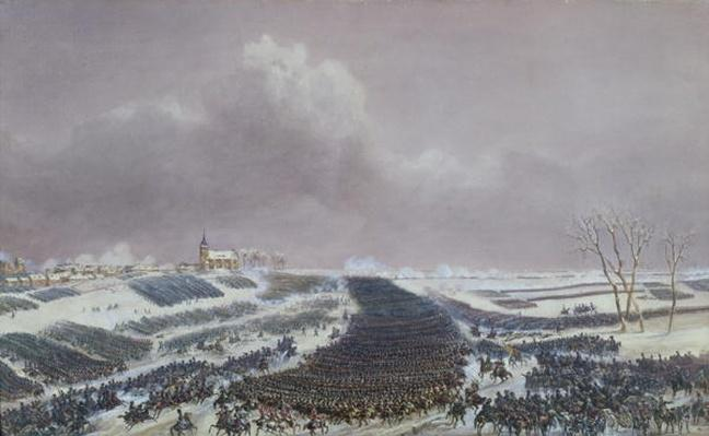 The Battle of Eylau, 8th February 1807