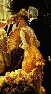 The Ball, c.1878