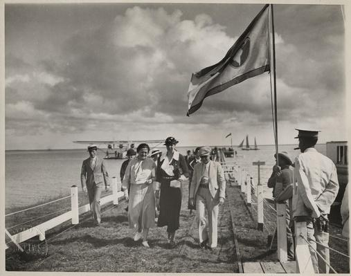 Eleanor Roosevelt with Lorena Hickok in Puerto Rico, 1934 | Ken Burns: The Roosevelts
