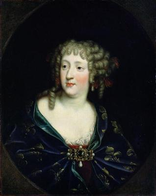 Portrait of Queen Marie-Therese of France