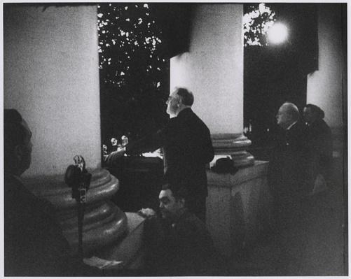 Franklin D. Roosevelt at Night | Ken Burns: The Roosevelts