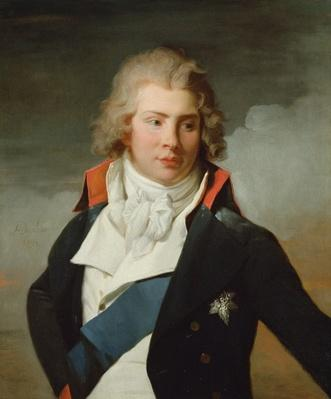 Portrait of Prince Augustus Frederick