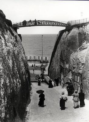 Newgate Gap, Margate, c.1900