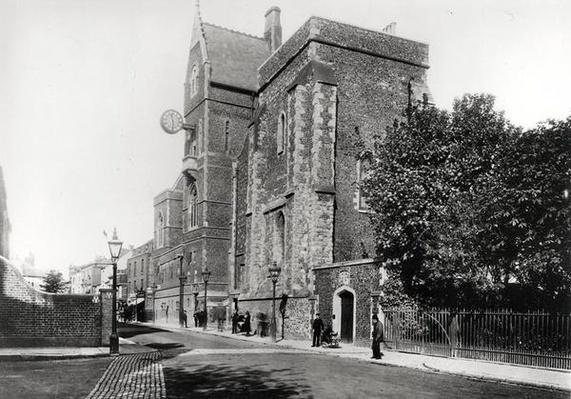 The Maison Dieu, Dover, c.1900