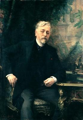 Portrait of Gustave Eiffel