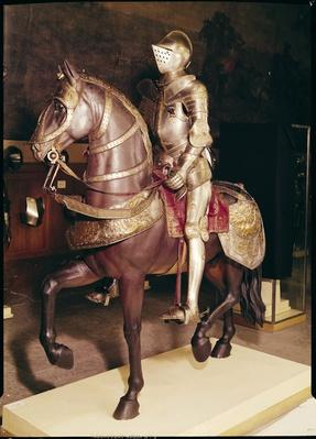 Equestrian armour of Francis I