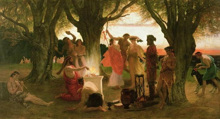 A Greek Festival