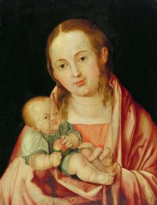 Mary and her Child