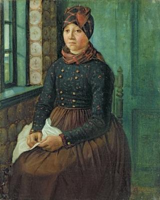 Girl from Fano, 1834