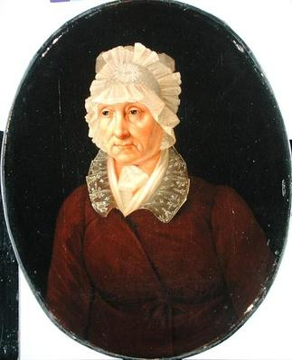 Portrait of an Old Woman, c.1800
