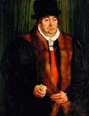 Portrait of a Munich Aristocrat, 1559