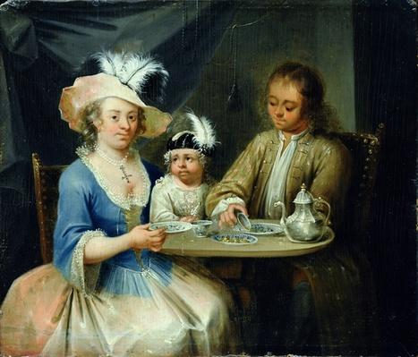 Family Portrait, c.1760