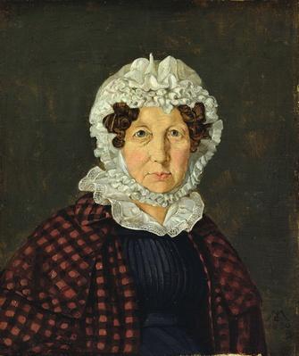 Maria Christine Hubbe, 1830