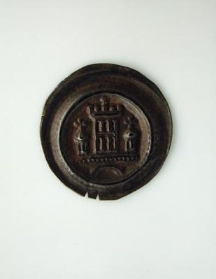 German Coin from the time of Danish Rule