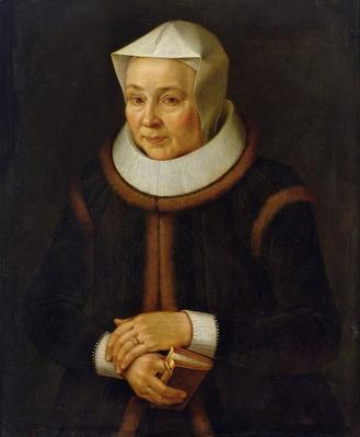 Portrait of the Artist's Mother, 1604
