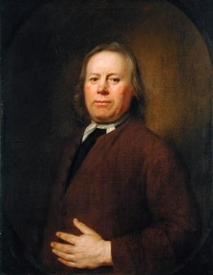 Portrait of Captain Ulrich Jansen