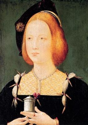Portrait of Mary of England
