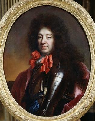 Portrait of Francois Adhemar de Castellane de Monteil