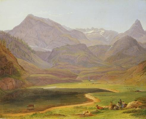 The Funtensee, 1841