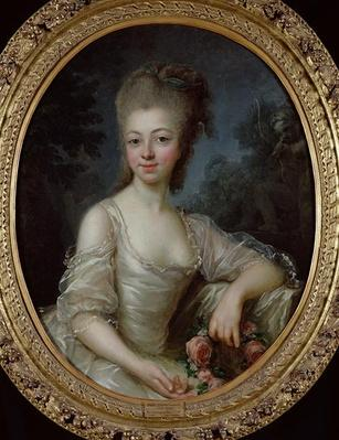 Portrait of a Young Girl, 1775
