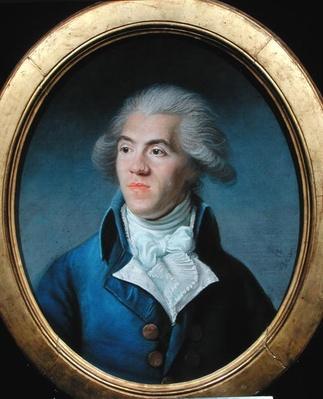 Portrait presumed to be Antoine Barnave