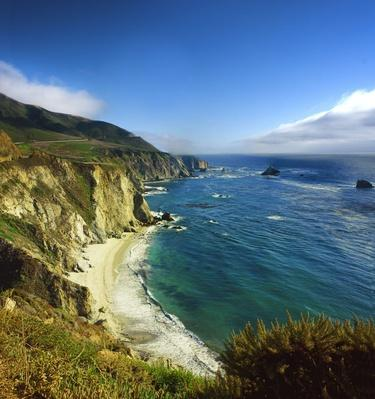 Big Sur, California | Earth's Surface