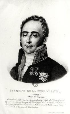 Count Auguste de la Ferronays
