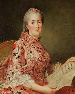 Portrait of Victoire of France