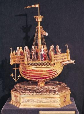 Reliquary of St. Ursula, 1574