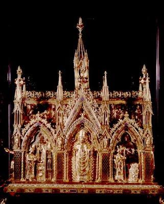 Shrine of St. Taurinus, 1240-55
