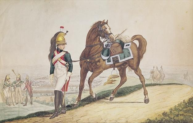 Dragoons of the French Imperial Army