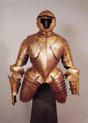 Suit of armour belong to Charles de Lorraine