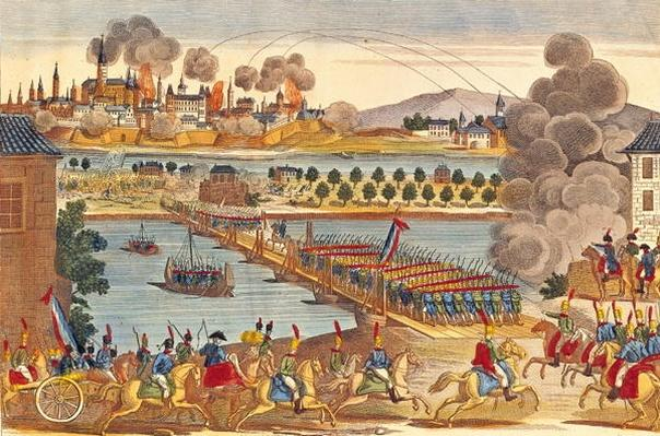 Siege of Vienna, 10th May 1809