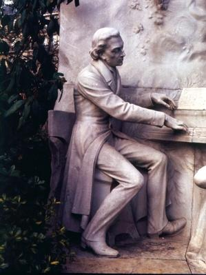 Monument to Frederic Chopin