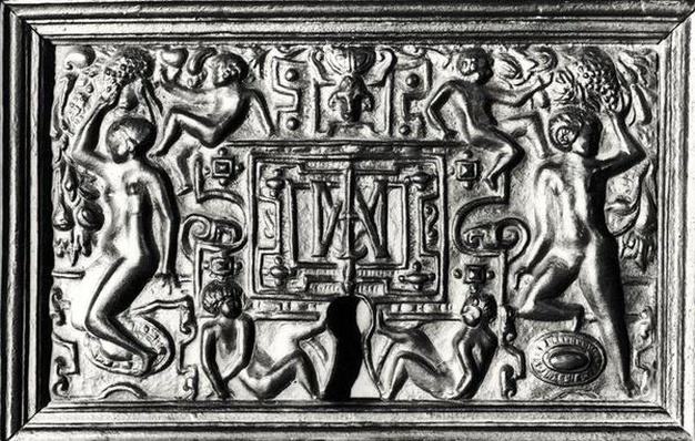 Lock with the monogram of Anne de Montmorency